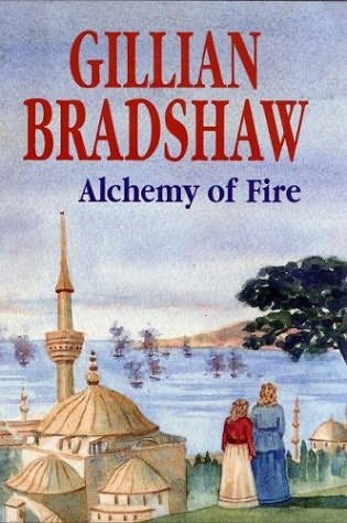 book cover of The Alchemy of Fire