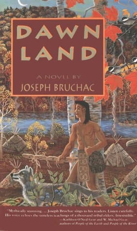 book cover of Dawn Land