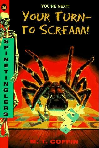 book cover of Your Turn - To Scream