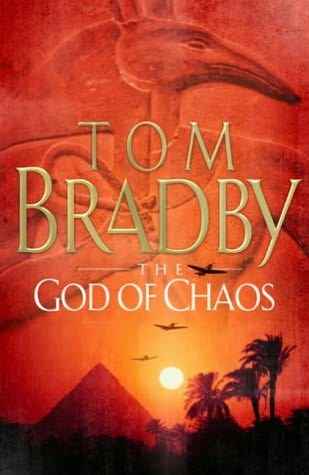 book cover of The God of Chaos