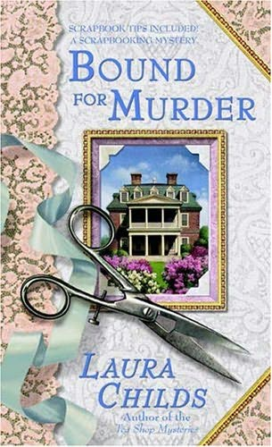 book cover of Bound for Murder