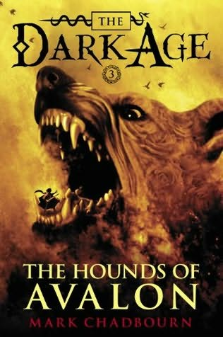 book cover of The Hounds of Avalon