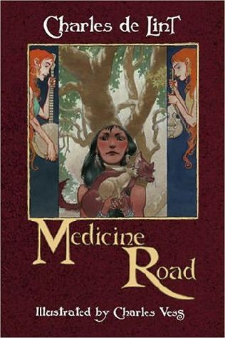 book cover of Medicine Road
