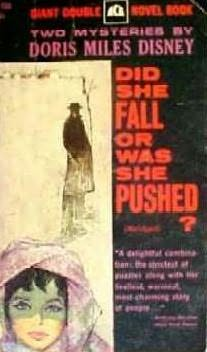book cover of Did She Fall or Was She Pushed?