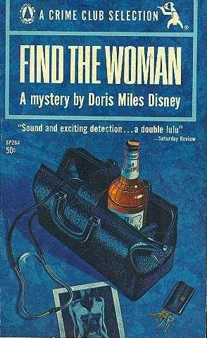 book cover of Find the Woman