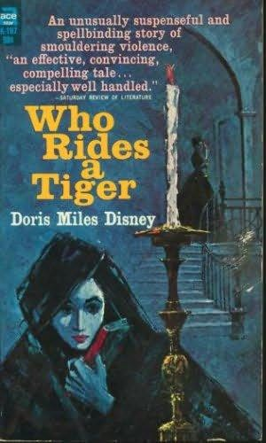 book cover of Who Rides a Tiger?