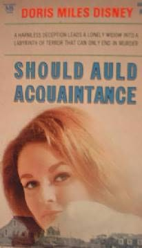 book cover of Should Auld Acquaintance