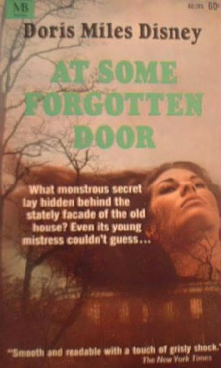 book cover of At Some Forgotten Door