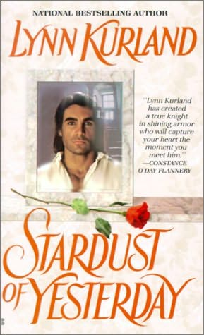 book cover of Stardust of Yesterday