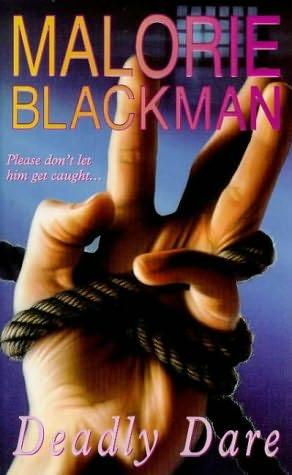 book cover of Deadly Dare