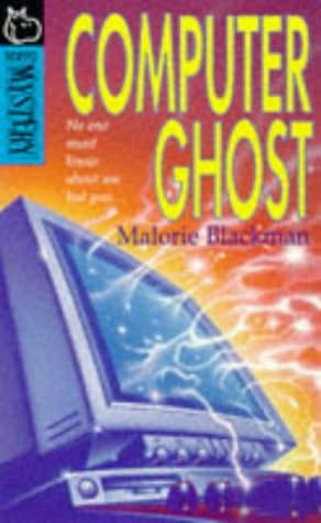 book cover of Computer Ghost