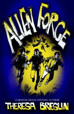 book cover of Alien Force
