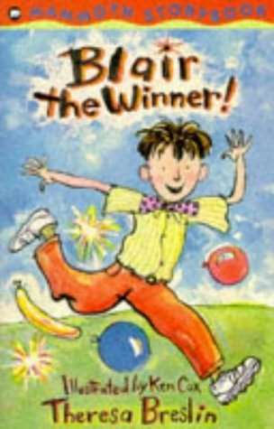 book cover of Blair the Winner