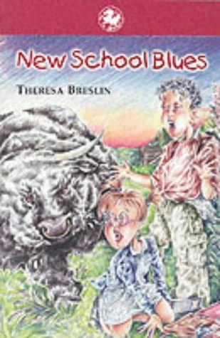book cover of New School Blues