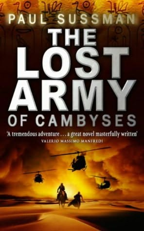 book cover of The Lost Army of Cambyses