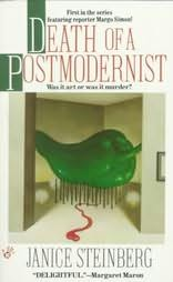 book cover of Death of a Postmodernist