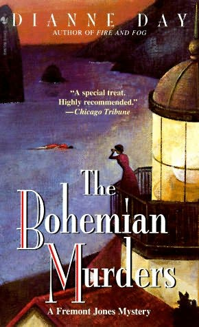 book cover of The Bohemian Murders