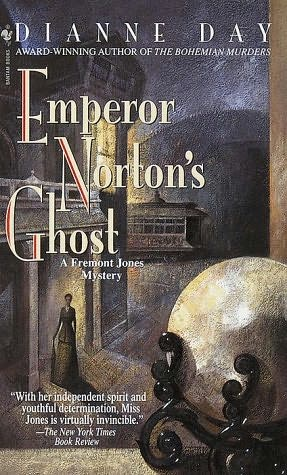 book cover of Emperor Norton\'s Ghost