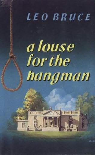 book cover of A Louse for the Hangman