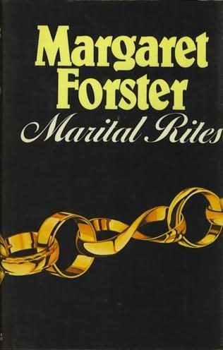 book cover of Marital Rites