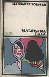 book cover of Malowana lala