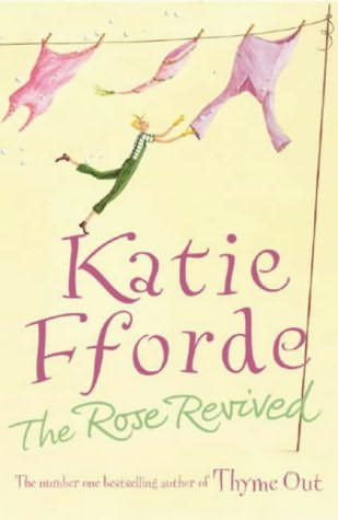 book cover of The Rose Revived