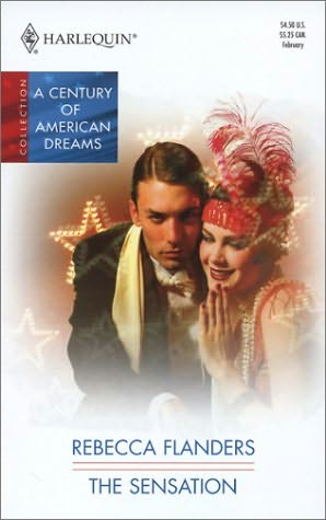 book cover of The Sensation