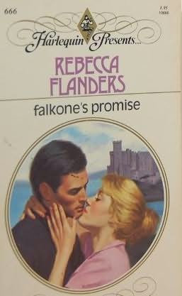 book cover of Falkone\'s Promise