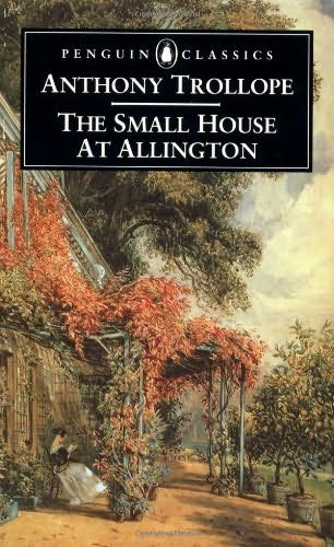 The Small House at Allington (Volume 8-10 of Works) ~ Leather Bound Anthony Trollope