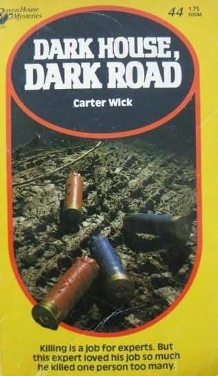 book cover of Dark House, Dark Road