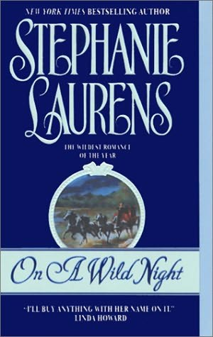 book cover of On a Wild Night