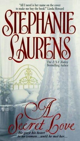 book cover of A Secret Love