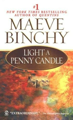 book cover of Light a Penny Candle