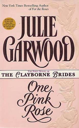 Book Cover Forros S : One pink rose claybornes brides hill book by