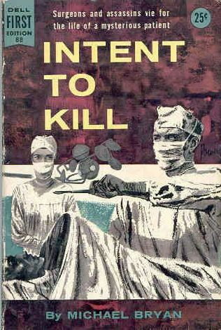 book cover of Intent to Kill