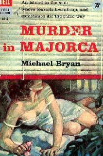 book cover of Murder in Majorca