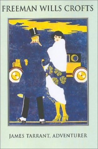 book cover of James Tarrant, Adventurer