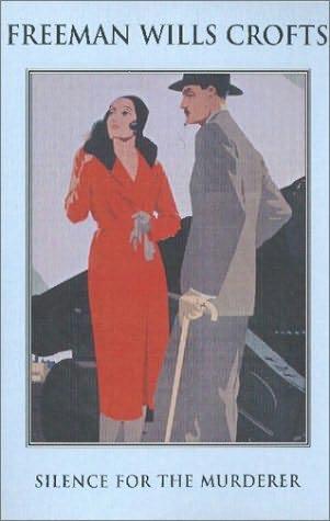 book cover of Silence for the Murderer