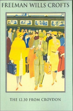 book cover of The 12:30 from Croydon