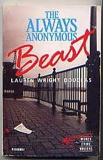 book cover of The Always Anonymous Beast