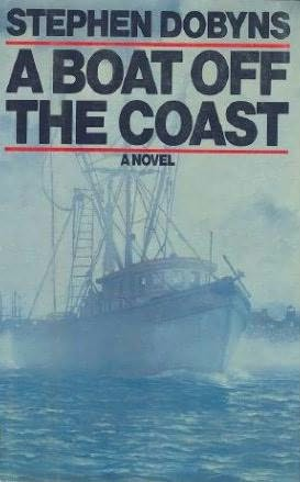 book cover of A Boat Off the Coast