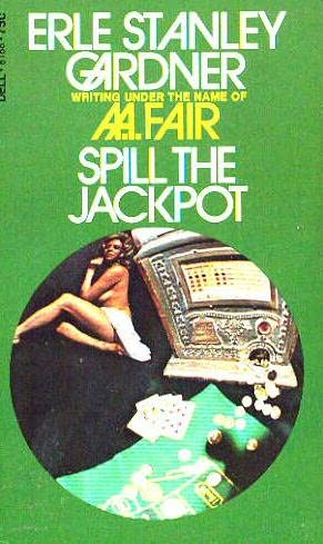 book cover of Spill the Jackpot