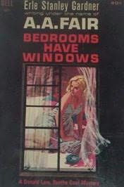 book cover of Bedrooms Have Windows