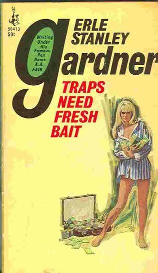 book cover of Traps Need Fresh Bait