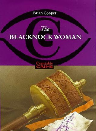 book cover of The Blacknock Woman