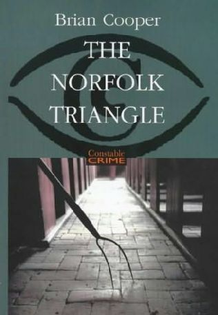 book cover of The Norfolk Triangle