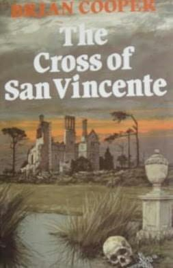 book cover of The Cross of San Vincente