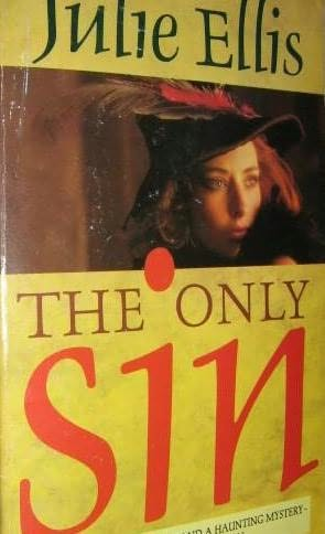 book cover of The Only Sin