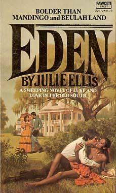 book cover of Eden