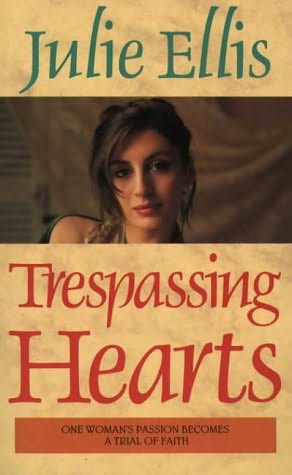 book cover of Trespassing Hearts